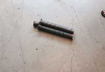 Broken Spring Replacement | Garage Door Repair Pompano Beach, FL